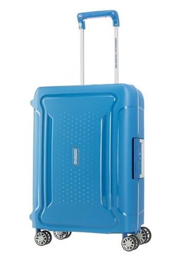 American Tourister blue American Tourister Tribus Spinner 55/20 F3EF5AC540ACD2GS_1