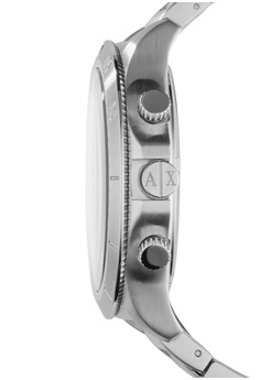 88f6feb2b1f Armani Exchange Armani Exchange Stainless Steel Watch AX1750 RM 979.00.  Sizes One Size