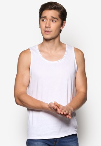 彩色棉質背心, 服飾, Tesprit台灣網頁恤