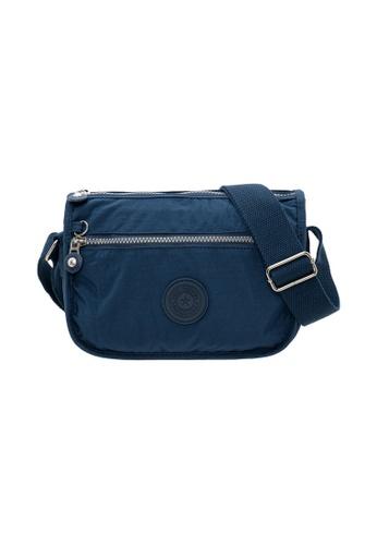 SanPrisco Original blue San Prisco Poloclub Tigger Sling Bag 4CA32ACF12A61AGS_1