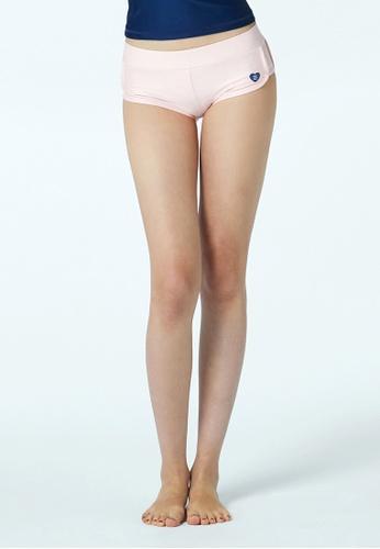 BARREL Women Cindy Pants Bright Pink BA307US90NUNSG_1