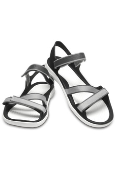 4a894bc880cc 40% OFF Crocs Women s Swiftwater™ Webbing Sandal Pwh RM 216.00 NOW RM  129.00 Sizes 6 7 8