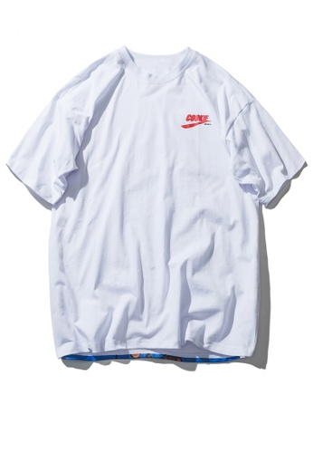 Twenty Eight Shoes Trend Printed Short T-Shirts HH8095 BF4AEAAE2E7AF2GS_1