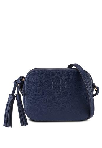 TORY BURCH 海軍藍色 Thea Camera Bag (NT) 62318AC4D3508DGS_1