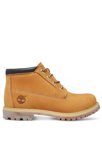 Timberland yellow Nellie Waterproof Chukka 786C1SHBD153B4GS_1