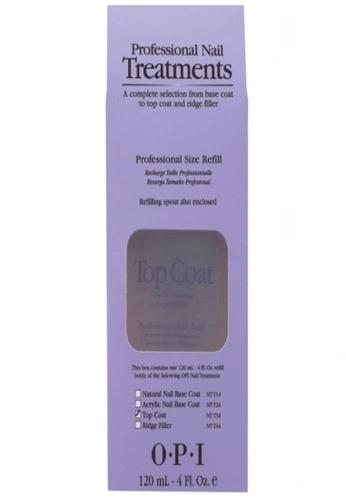 O.P.I NTT34 - Top Coat - Refill DD637BE4BE7975GS_1