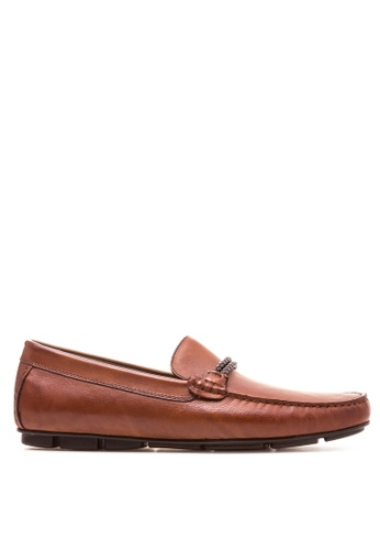 ALDO brown ALDO Fildes Loafers AL087SH76UFNPH_1