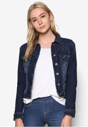 Indoor 丹寧外套、 服飾、 外套ESPRITIndoor丹寧外套最新折價