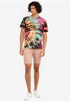 dfe515afe River Island Short Sleeve Ultimate Tie Dye S$ 36.90. Sizes XS S M L XL ·  River Island navy Slim Fit Vertical Colour Block T-Shirt 01AD5AA0A8C3D0GS_1
