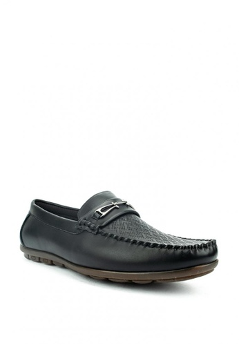 Cardam's Lifestyle black Jase Casual Shoes 1FD07SH5C5F510GS_1