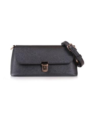 VOIR black VOIR Crossbody Handbag - Black B7461AC07BBDC4GS_1