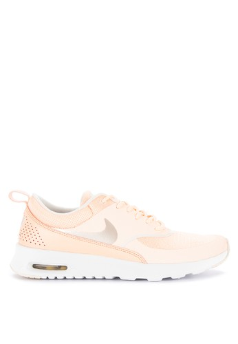 Nike pink and multi Wmns Nike Air Max Thea Shoes 1089BSHBB77E7CGS_1