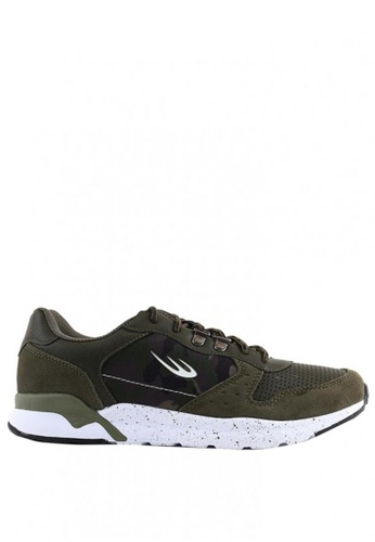 World Balance green Assault MS Sneakers 6585ASHC75389BGS_1