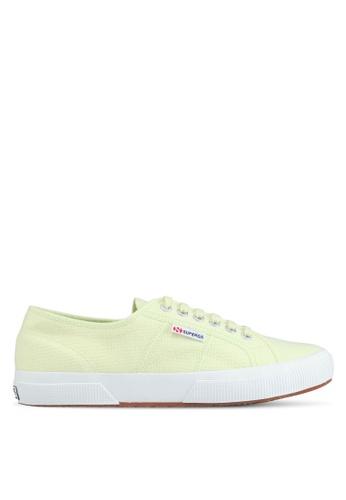 Superga yellow Cotu Classic Sneakers 608D8SH2CAC8F4GS_1