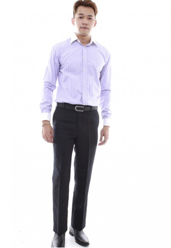 MSHRetail Business Pants (Navy Blue) MS585AA25TZESG_1