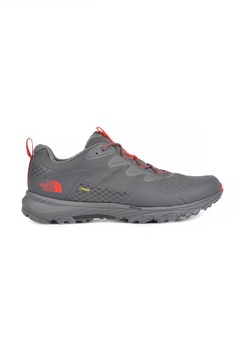 7ba65aff32844 The North Face grey TNF M ULTRA FASTPACK III GTX BLACKENED PEARL TNF RED  67232SHE0D38AAGS 1