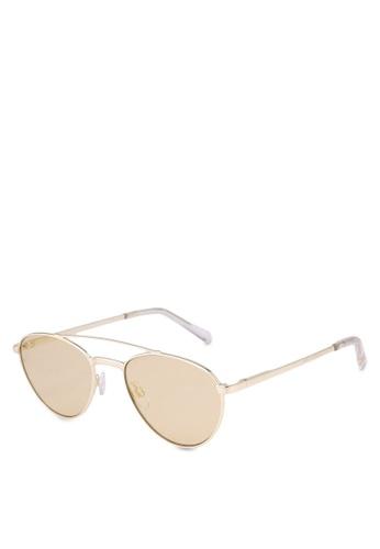 Le Specs 金色 Rocket Man Ltd Edt Sunglasses BEB75GLB31C7DAGS_1