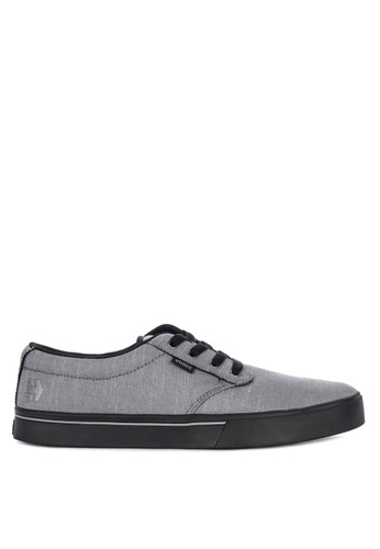 Etnies grey Jameson 2 Eco Sneakers C473DSH14A1B7AGS_1