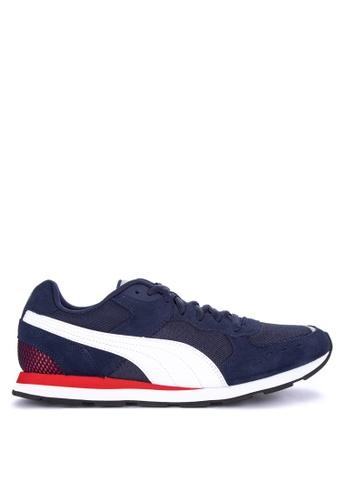 Puma red Retro Runner Sneakers E37D2SHC12D36EGS_1