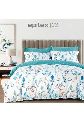 Epitex Epitex CP2036-2 900TC 100% Cotton Bed Sheet Set 948D5HL930A9EAGS_1