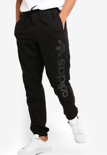 adidas black adidas originals bb sweatpants 5A3D4AAE6A53F0GS 1 c17f3a6811