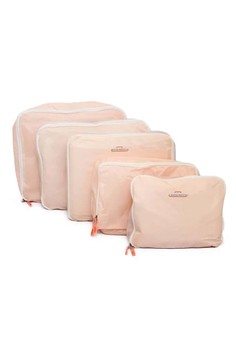 5 in 1 Waterproof Packing Cubes