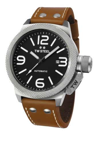TW Steel brown TWA954 Canteen Automatic Analog Watch TW310AC0KMCQPH_1