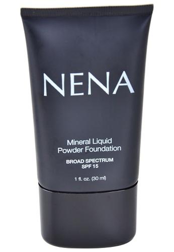 NENA Cosmetics beige Vanilla Creme Mineral Liquid Foundation NE068BE69JPYPH_1