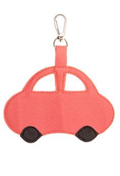 Car Milano Plastic Key Holder