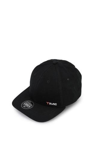 361° black Sports Life Sports Cap E10EEAC722EB4CGS_1