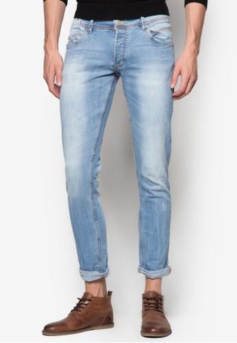 Basesprit旗艦店ic 5 Pockets Jeans, 服飾, 服飾