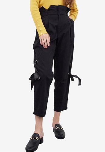 Berrybenka black Betsey Pants 99612AAA016347GS_1