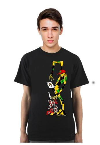 Powell Peralta black Powell Peralta Ray Barbee Rag Doll T-Shirt Black 27DDEAAFF3F1ACGS_1