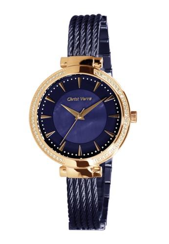 Christ Verra blue Christ Verra Women's Watches CV 71608L-15 BLU 3B3F9AC72B860BGS_1