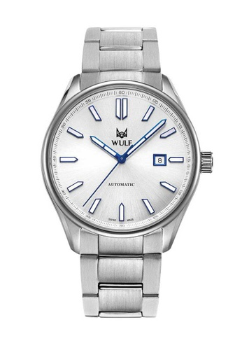 Wulf silver Wulf Alpha-X Silver Watch 0D561ACF08CD0DGS_1