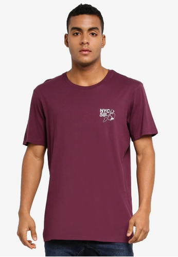 Cotton On purple TBar Tee C7F4AAABD907F0GS_1