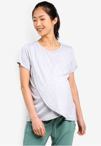 eb8bc6cba6865 Shop Cotton On Body Sleep Recovery Maternity T-Shirt Online on ZALORA  Philippines