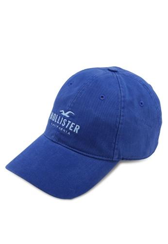 Hollister blue Core Cap 056EBAC9C43505GS_1