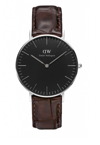 Daniel Wellington brown Classic Black York Watch 36mm DA376AC69NBYMY_1