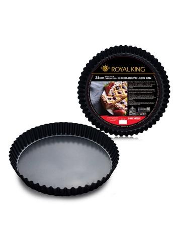 Royal King black 28cm Carbon Steel Round Chicha Pan 34AFDHLA38CA7FGS_1