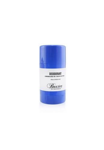 Baxter Of California BAXTER OF CALIFORNIA - Deodorant - Aluminum & Alcohol Free (Sensitive Skin Formula) 75g/2.65oz 70131BE56DD377GS_1