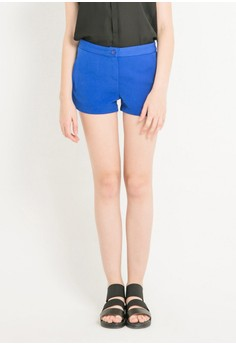 Tailored Neat Appeal Shorts