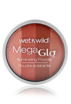 Mega Glo Illuminating Powder Spotlight Peach