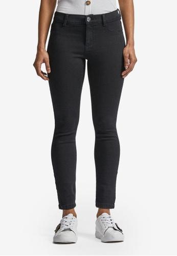 Dorothy Perkins black Petite Black Frankie Jeans B5BD0AAE0182B2GS_1