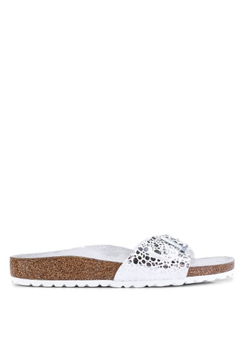 5a09ccd58cab Shop Birkenstock Madrid Metallic Stones Sandals Online on ZALORA Philippines