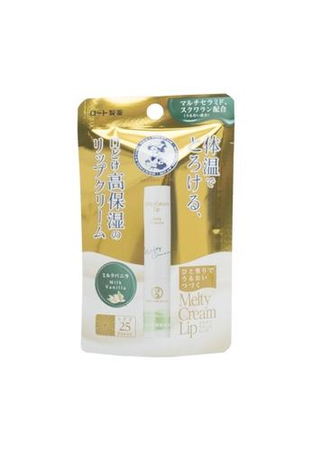 Mentholatum Mentholatum Melty Cream Lipstick SPF25 PA+++ 2.4g (Milk Vanilla) Green (ROT-156344) 022D4BE63CF679GS_1