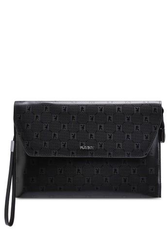 Playboy black Playboy Clutch Bag 4CCDAACE71BE12GS_1