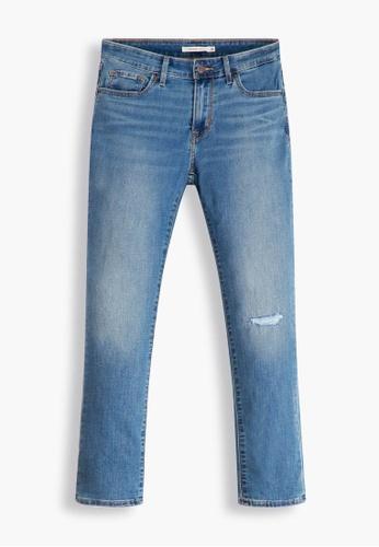 Levi's blue Levi's® Women's 711 Skinny Ankle Jeans 19558-0113 BDABCAAE120C1FGS_1
