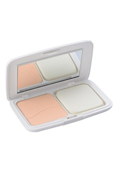 Avon Color Ideal White Dual Powder Foundation in Ivory Pink