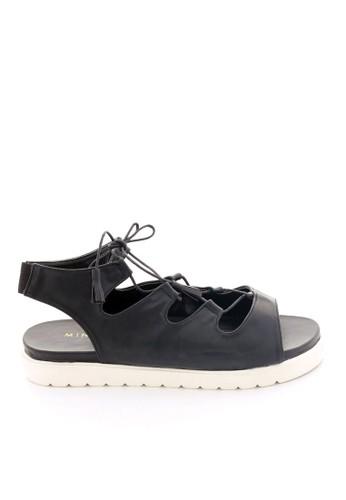 MINKA ORA Lace Up Sandal